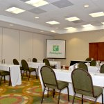 We offer multiple options for meeting space and set up