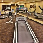 Holiday Inn Express & Suites Dubuque, IA Fitness Center
