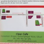 Clear Cafe Foto