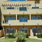 Habitaciones distribuídas en tres o cuatro alturas