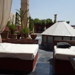 Roof Top Terrace, Sun bathing or shade