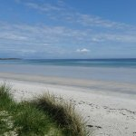 Tiree is covered in beautiful beaches like this
