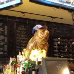 Saltlik Restauran at the bar