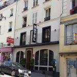 Hotel Nation Montmartre Foto