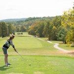 Golfing in Gettysburg