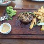 My steak !