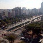 Vista a calles Bernardo de Irigoyen y 9 de Julio