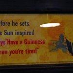 follow the sun's advice !