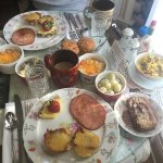 Amazing Breakfast by Val!