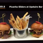 Picanha Sliders Upstairs Bar Lounge