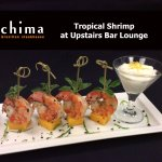 Tropical Shrimp Upstairs Bar Lounge