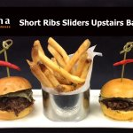 Short Ribs Upstairs Bar Lounge