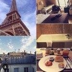 Hotel Exe Paris Centre Foto