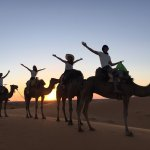 Excellent 3d2n Merzouga Desert tour! Our driver youssef was really helpful, friendly and added a