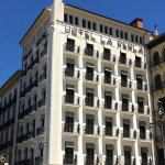 Foto di Gran Hotel La Perla