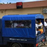 Transport des Hotelpersonals
