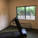 "the ""STATE of the ART"" Fitness center."