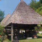 Deux huttes musée