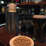 Complimentary nuts - always nice