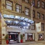 Hotel Blake Chicago Resmi