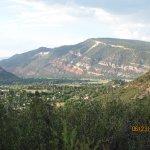 View Over Durango