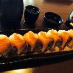 Sushi Zento Muswell Hill Japanese Restaurant -  Alaska Roll