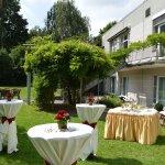 Inner courtyard_TOP Guennewig Hotel Residence Bonn