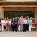 Ribbon Cutting for the Miller Campus Center