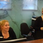 Lovely and Helpful receptionists
