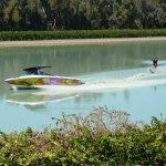 Centurion Carbon Pro Tournament Ski Boat