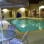 Pool/Fitness Area
