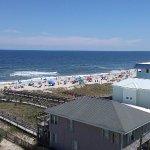 Courtyard Carolina Beach Oceanfront Foto