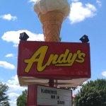 Bild från Andy's Frozen Custard