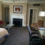 Wonderful large suite