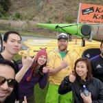 Kaikoura Kayaks Foto