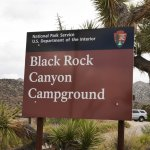 Black Rock Canyon Campground Picture