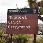 Bilde fra Black Rock Canyon Campground