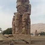 Colossi of Memnon Foto