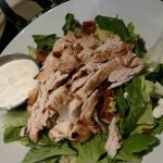 Cobb salad without tomatoes