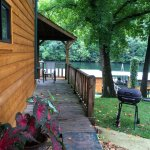 Guests enjoy mostly cooler mornings and evenings with the lake air.