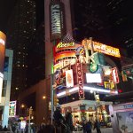 short walk to Times Square