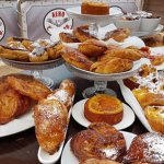 Addicted to the fresh baked pastries !