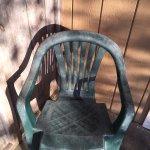 in diesen Stühlen den Sonnenuntergang geniessen?