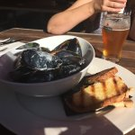 Lunch & Dinner Muscles $22  Little Creatures Pale Ale  $6