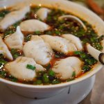 Best Dumpling soup in North America. This place excels.