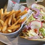 Mahi Mahi Fish Tacos @ Westside Club
