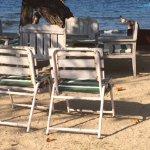 mobilier de plage
