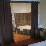 salle de bain intégrée