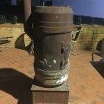 Great pot belly heater