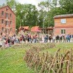 Abschlussveranstaltung der LandArt - Kunst und Kultur in der Natur
